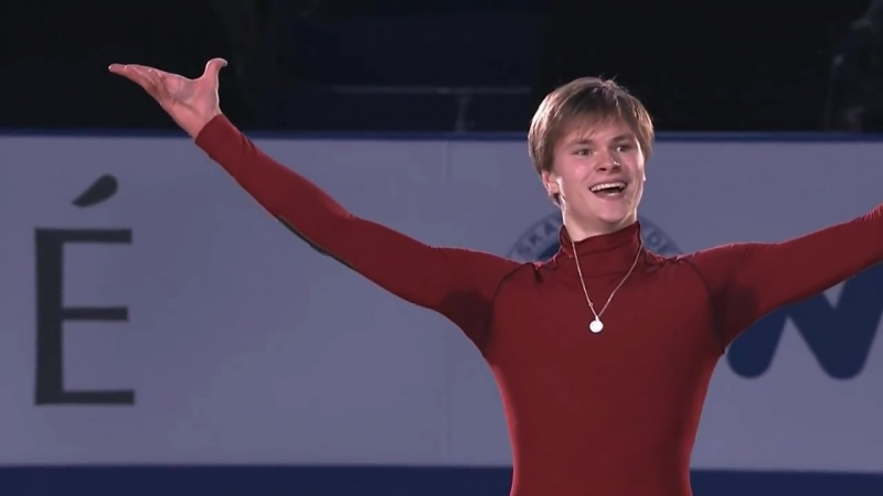 Deniss VASILJEVS EX - NHK Trophy 2017