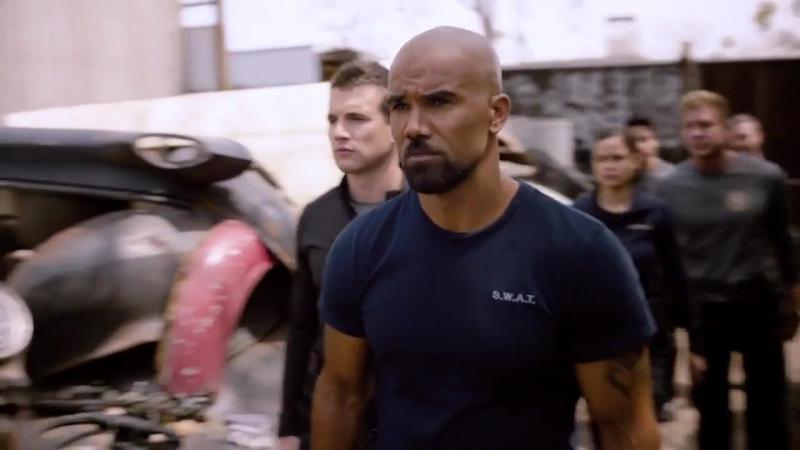 SWAT Спецназ города ангелов SWAT 1 сезон Трейлер 2017