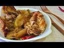 Потрясающе вкусное мясное блюдо Очень вкусный кролик запеченный в духовке Рецепты мясных блюд