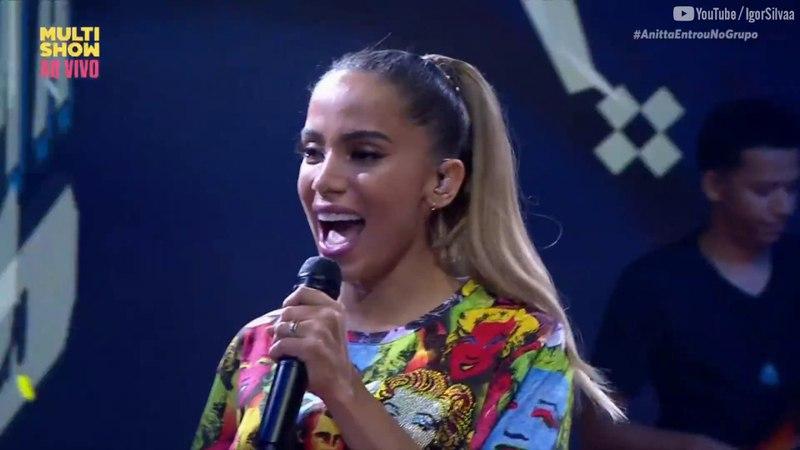 Indecente Anitta AnittaEntrouNoGrupo Ao Vivo Full HD