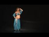 Удивительно красивый восточный танец