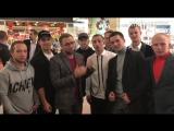 Andre Tan for BARSTYLERS WORKOUT Team / Андре Тан для Барстаилерс