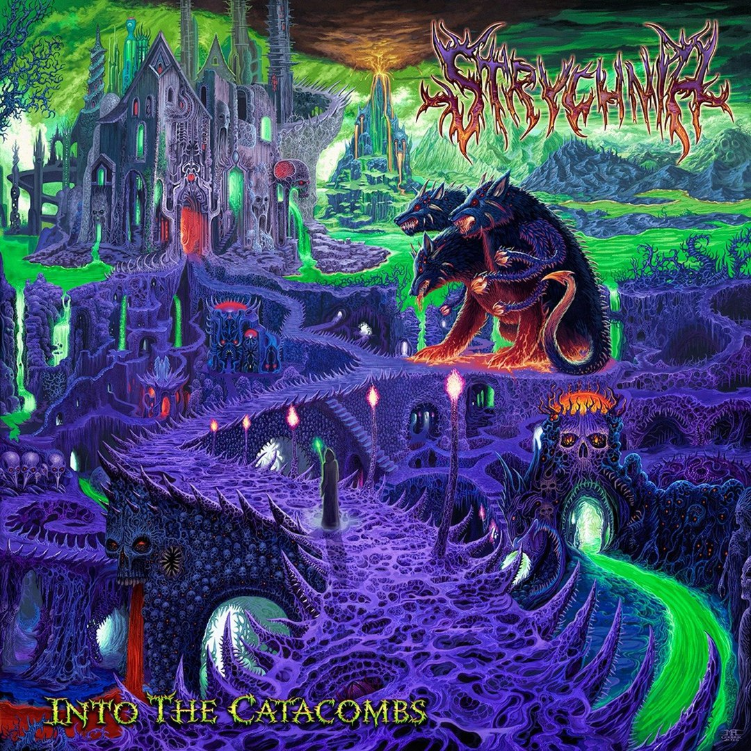 Strychnia - Into the Catacombs (2018)
