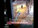 Преступник попал на видео
