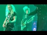 Saxon &amp Fast Eddie Clarke - Ace Of Spades