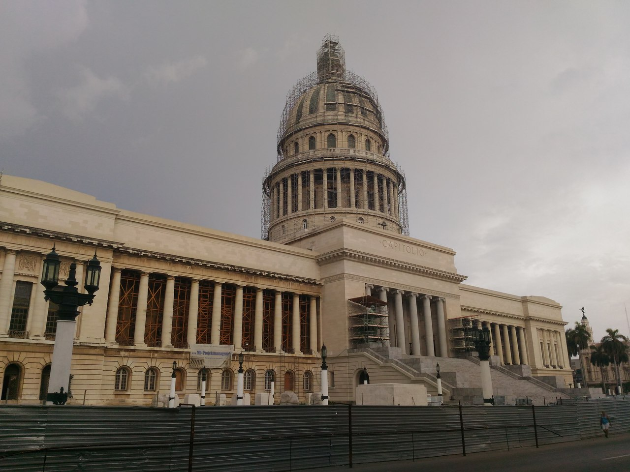 Nitroski на Кубе и неожиданная Ирма