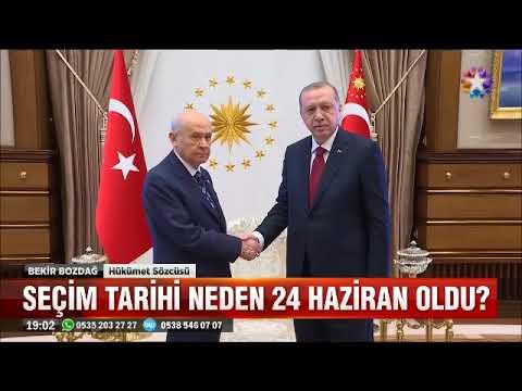 Ak Parti sözcüsü Mahir Ünal Cumhurbaşkanı Erdoğanın alacağı oyu açıkladı