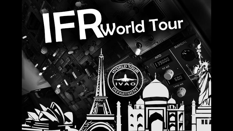 P3D V4 Toulouse LFBO Palermo LICJ IVAO IFR TOUR 2018 HZ HR5 IVAO B737 800 PMDG VIP FLIGHT