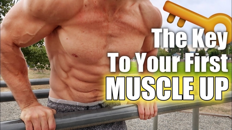 3 Reasons Why You Cant Muscle Up