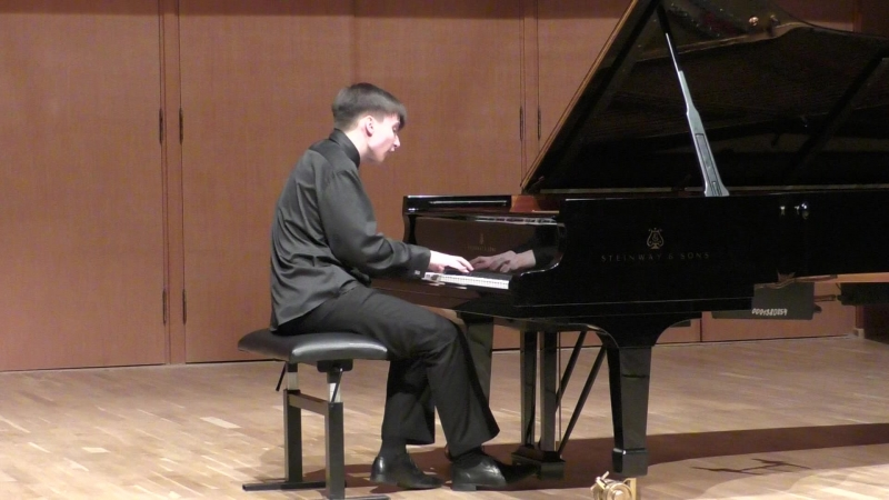 Ф.Шопен Фантазия f-moll op.49, исп. Александр Ключко