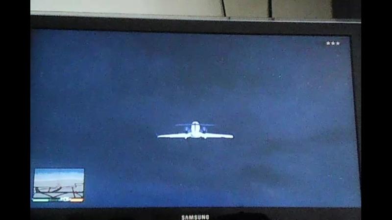 Угон всех самолётов в ГТА 5 из аэропорта ЛОС-САНТОСА.