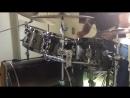 Tama superstar hyper-drive birch\drum solo