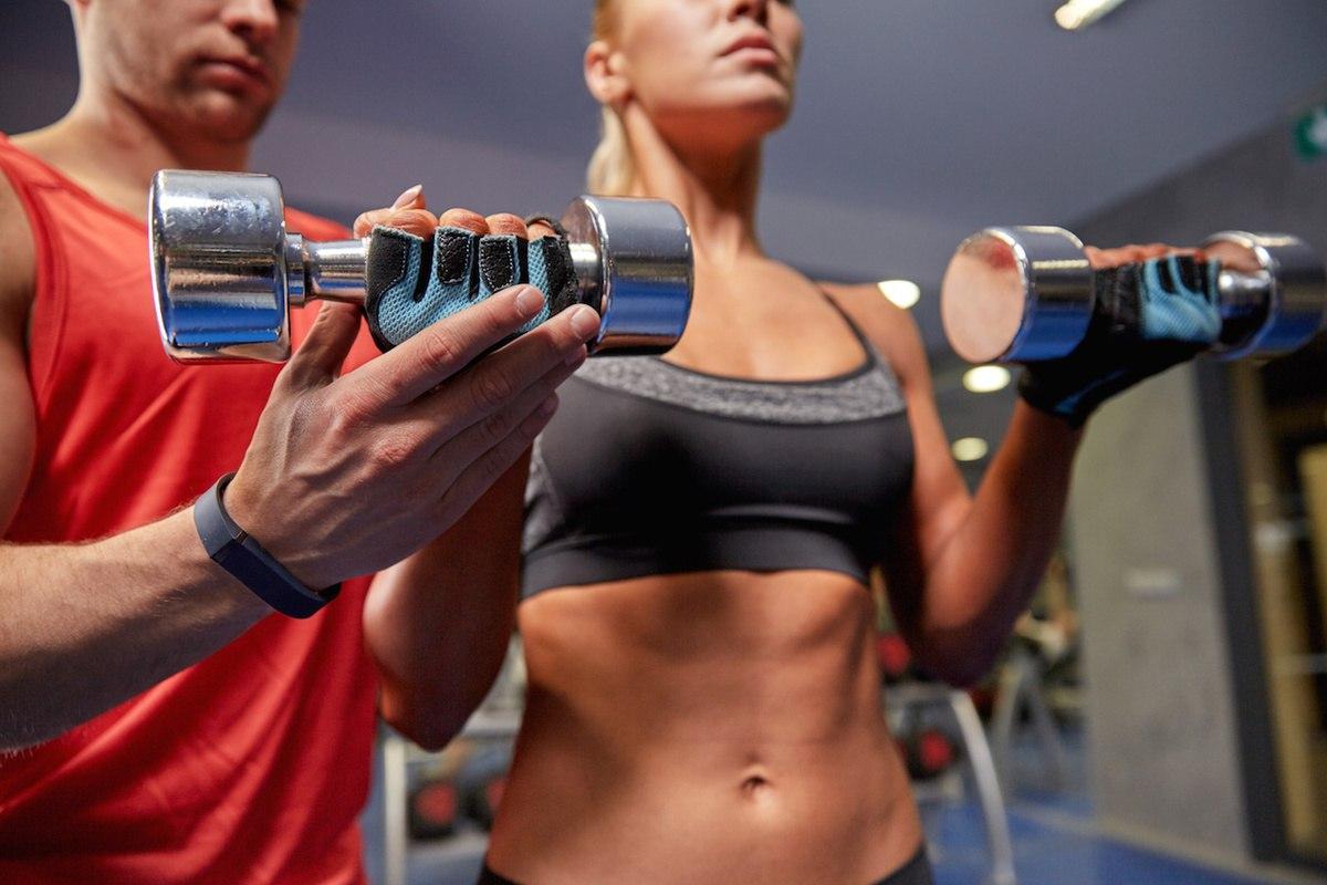 Силовые тренировки – как ускорить результат