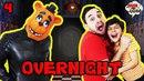 Папа Дома • Папа РОБ и Ярик в пиццерии Фредди! OVERNIGHT. Часть 4