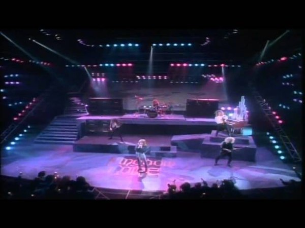 Kingdom Come - What Love Can Be (1988) (Music Video) WIDESCREEN 720p
