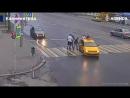 Калининград прохожие заступились за пешехода