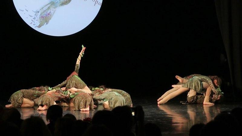 Танец Мелодия леса студия Изумрудный город группа Затейники