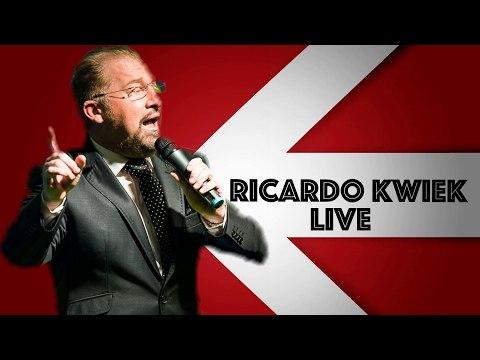 Ricardo Kwiek JESUS - LIVE