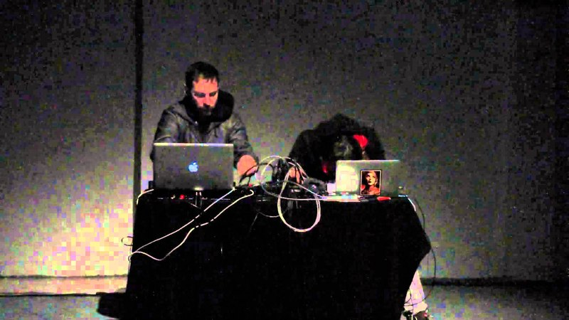 Lemures [Giovanni Lami Enrico Coniglio] live@Nub