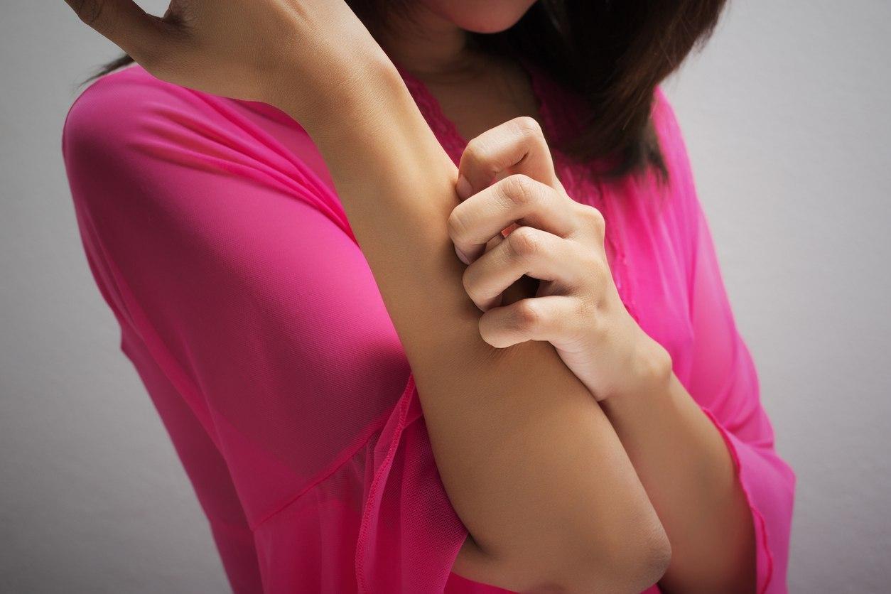 Применение каспоицина при псориазе