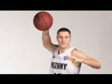 Данк Дмитрия Узинского в матче против Автодора