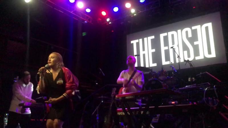 The Erised concert, DNA Lounge, San Francisco (12.01.17)-8