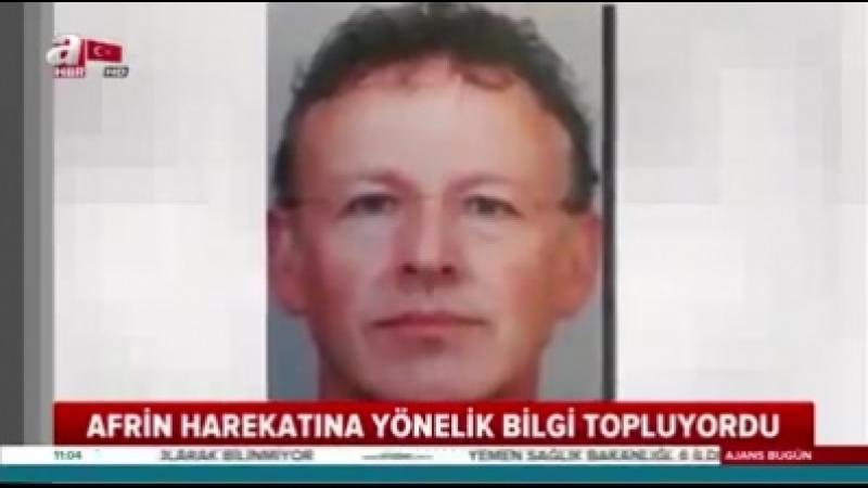 В Турции поймали голландского шпиона который подстрекал людей к протестам против правительства