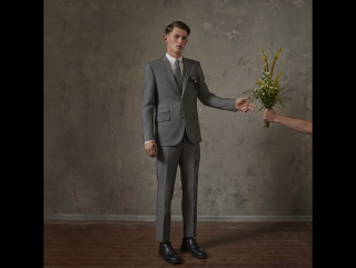 ERDEMxHM Men's Collection Suit First View