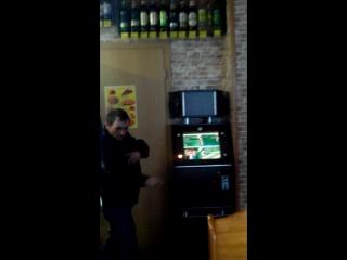 Серж танцует