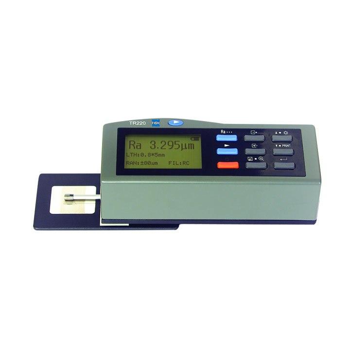 Технические характеристики измерителя шероховатости TR220