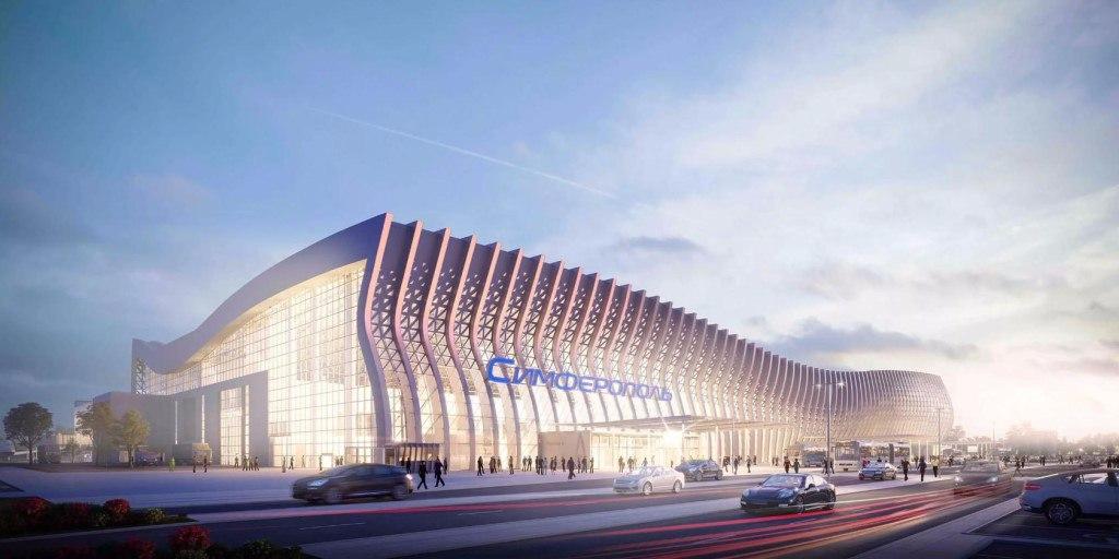 Работник нового аэропорта Симферополя умер в больнице им. Семашко
