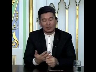 Қабылбек Әліпбайұлы- Еркек бір сөйлейді!