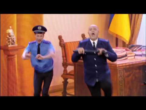 Как копы песню Ивана Дорна поют - Дизель Шоу   ЮМОР ICTV