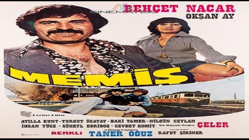 Memiş -Taner Oğuz -1977 - Behçet Nacar, İhsan Yüce, Turgut Özatay, Süheyl Eğriboz, Nilgün Ceylan