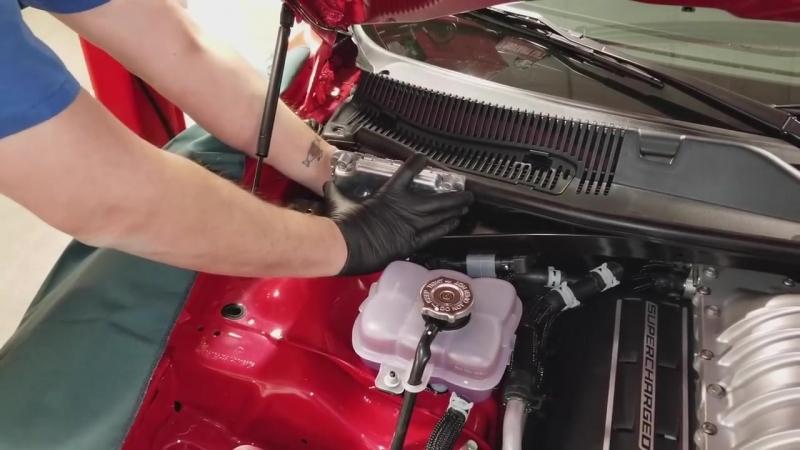First Dodge Demon 840 HP PCM Install!
