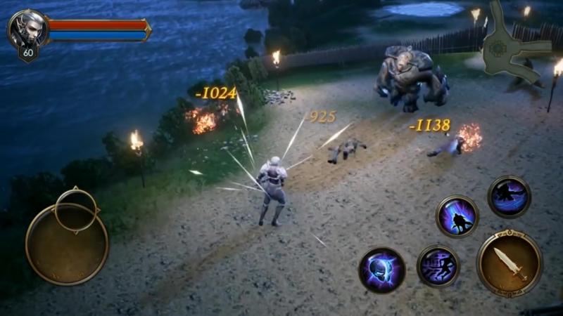 Legacy of Discord - Feel My Blade! RPG games!