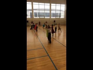 Первенство Псковской области по бальным танцам