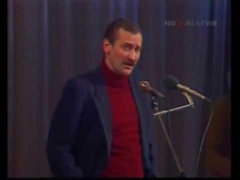 Леонид Филатов литературные пародии на поэтов