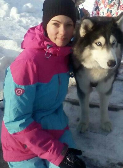 Анастасия Никитичева