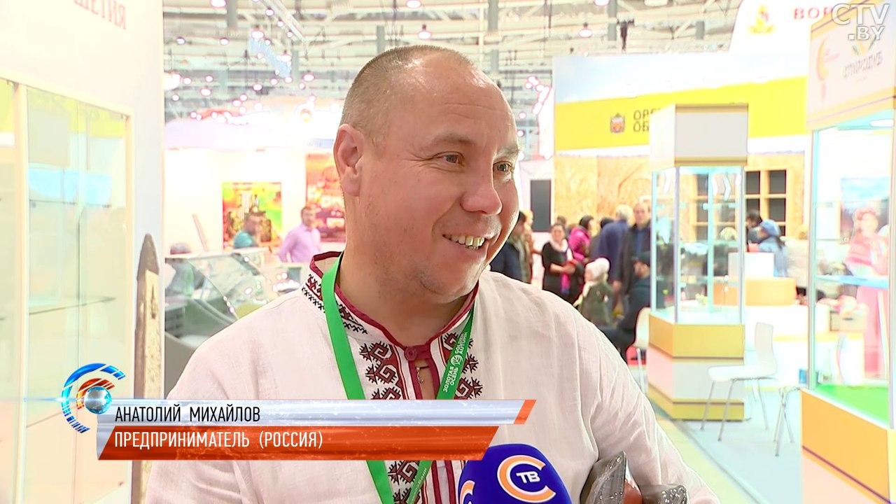 Сергей Собянин: Каждый десятый килограмм продовольствия привезен в столицу России из Республики Беларусь