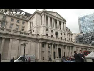 Банк Англии - впервые за 10 лет - поднял кредитную ставку с 0,25 до 0,5 %, - economy  #Форекс #ФондовыйРынок #Бизнес #Трейдинг #