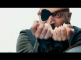Рэп батл Американцев и Русских - Rap Battle America vs Russia