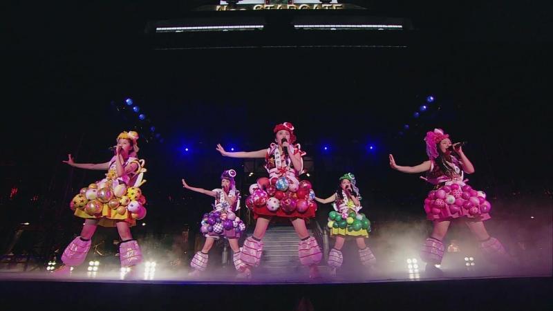Momoiro Clover Z - Neo STARGATE (Natsu no Baka Sawagi 2014 Tohjinsai Day2)