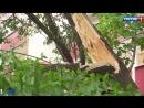Шквалистый ветер в Москве шестеро пострадавших среди них двое детей