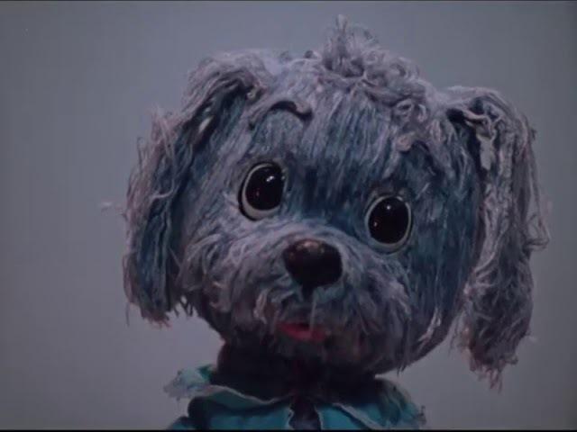 Мой голубой щенок 1971 Кукольный мультфильм Золотая коллекция