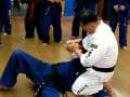 (48) blindside standing Arm Lock lecture (Korea jiu jitsu Gongkwon Yusul)Hapkido