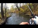 Нифига себе какие кабаны клюют в этом ручье Рвем сети местных Рыбалка на спиннинг