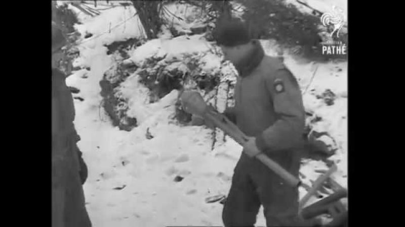 Tiro con Panzerfaust 60.
