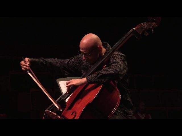 Catalin Rotaru, double bass and Wan-Ting Yu, piano - Hora Staccato - Dinicu/Heifetz
