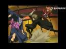 Gintama Kagura and Shinpachi vs Abuto FULL FIGHT ENG SUB FULL HD